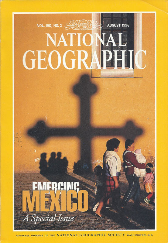 National Geographic:  August 1996