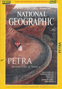 National Geographic: December 1998