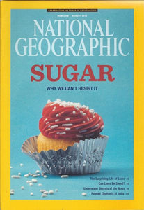 National Geographic: August 2013