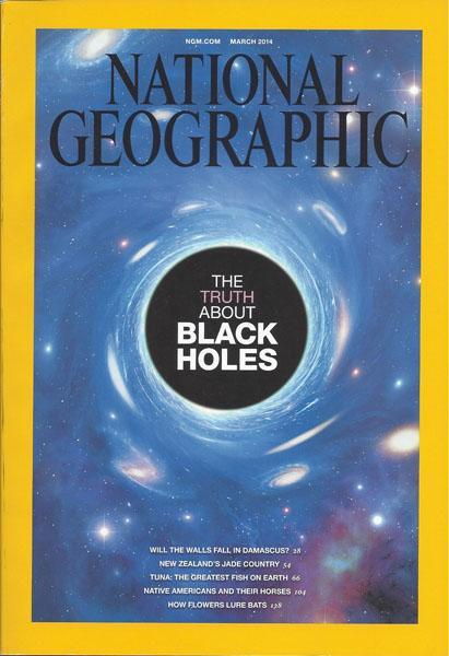 National Geographic: March 2014