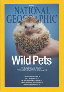 National Geographic: April 2014