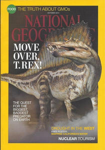 National Geographic: October 2014