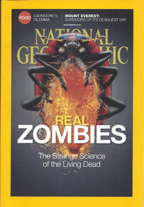 National Geographic: November 2014