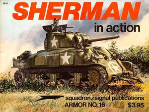 Sherman In Action, Armor Number 16