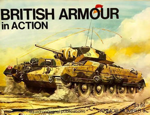 British Armour In Action, Armor Number 9