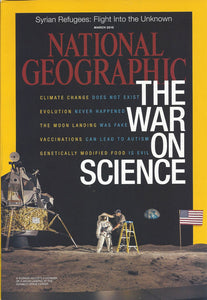 National Geographic: March 2015