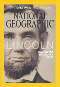 National Geographic: April 2015