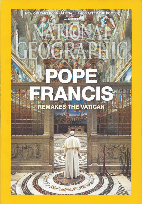 National Geographic: August 2015