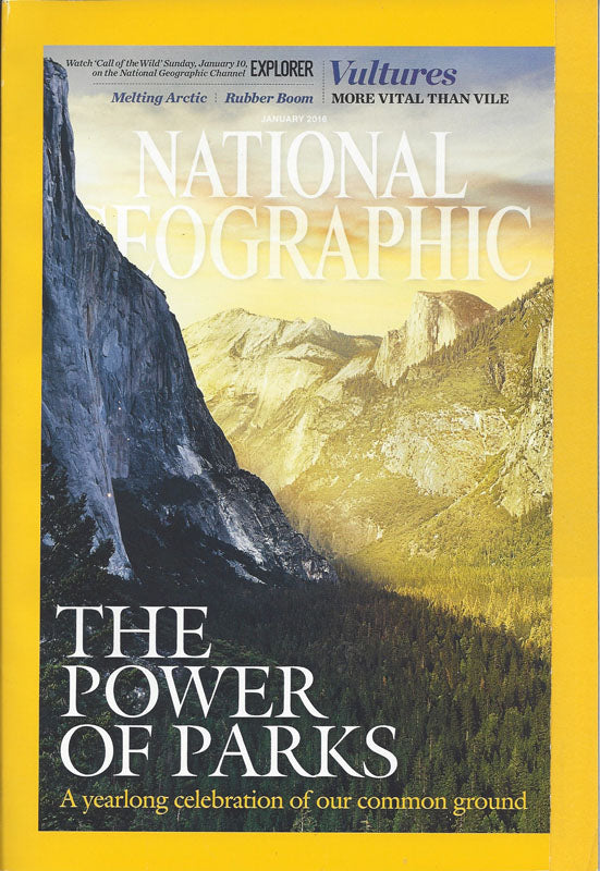 National Geographic: January 2016