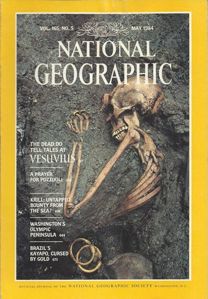 National Geographic: May 1984