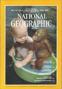 National Geographic: June 1980