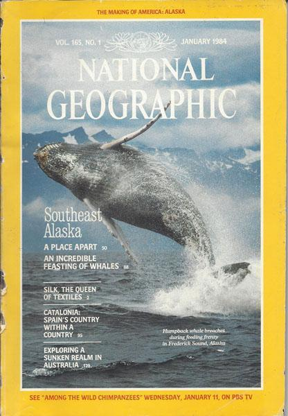 National Geographic: January 1984