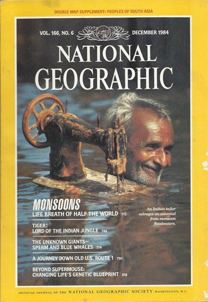 National Geographic: December 1984