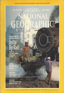 National Geographic: June 1984