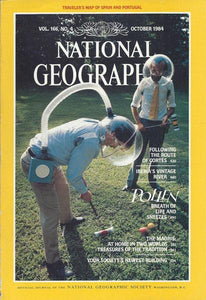 National Geographic: October 1984