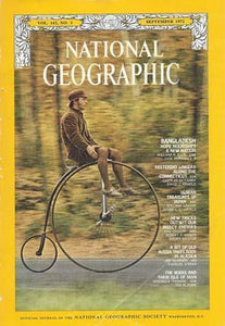National Geographic: September 1972