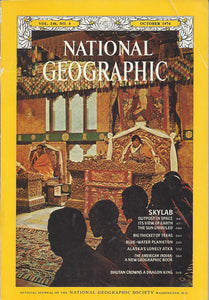 National Geographic: Oct. 1974