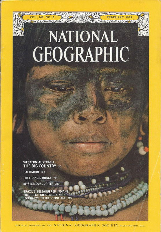 National Geographic: Feb. 1975