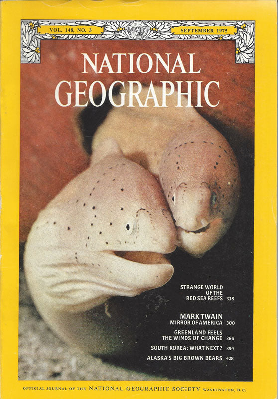National Geographic: Sept. 1975