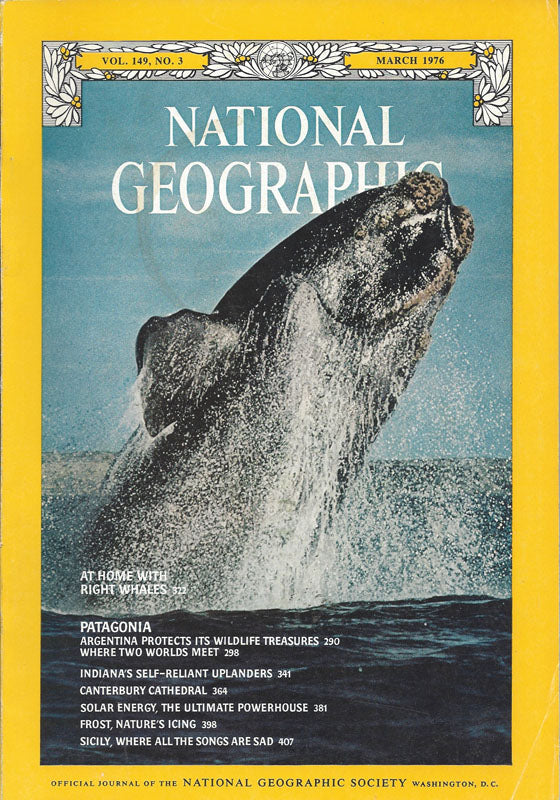 National Geographic: March 1976