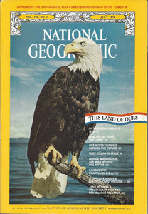 National Geographic: July 1976
