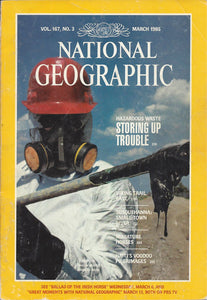 National Geographic: March 1985