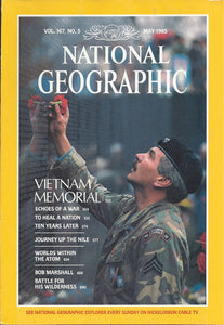 National Geographic: May 1985