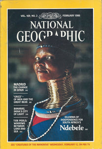 National Geographic: Feb. 1986