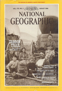 National Geographic: Aug. 1986