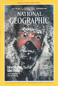 National Geographic: Sept. 1986
