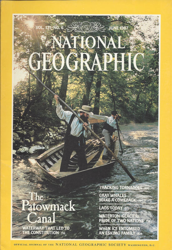 National Geographic: June 1987