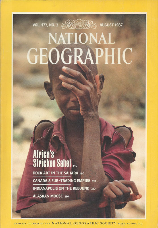 National Geographic: Aug. 1987