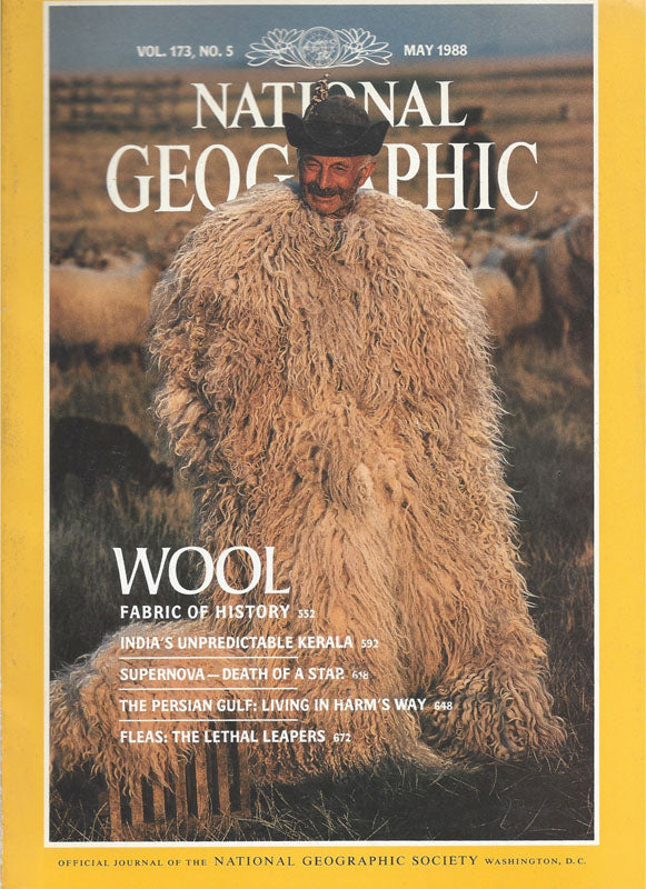 National Geographic: May 1988