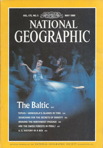 National Geographic: May 1989