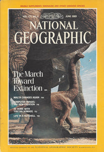 National Geographic: June 1989