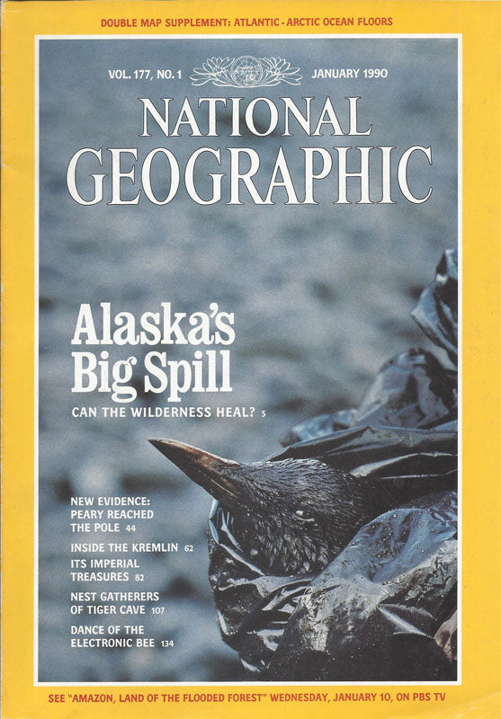 National Geographic: Jan. 1990