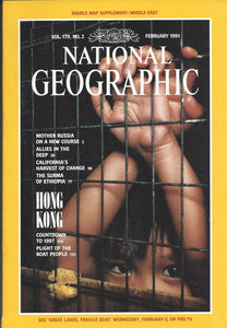 National Geographic: Feb. 1991