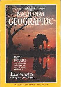 National Geographic: May 1991