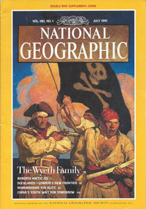 National Geographic: July 1991