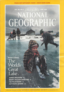 National Geographic: June 1992