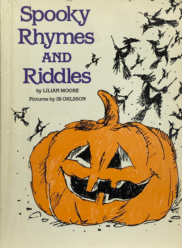 Spooky Rhymes and Riddles