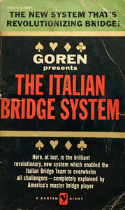 The Italian Bridge System