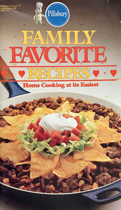Pillsbury Family Favorite Recipes