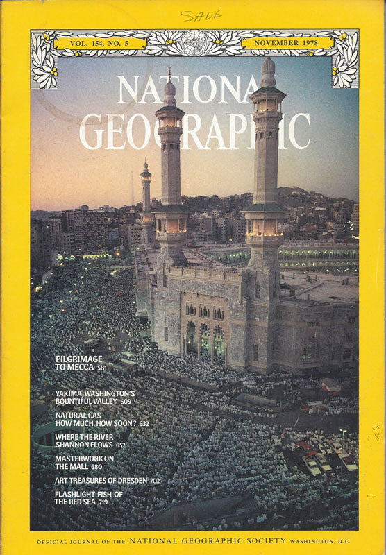 National Geographic: Nov. 1978