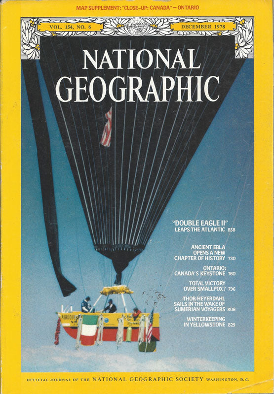 National Geographic: Dec. 1978