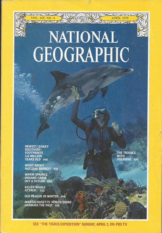 National Geographic: April 1979