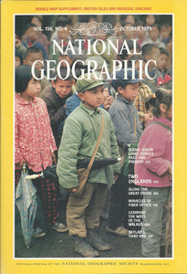 National Geographic: Oct. 1979