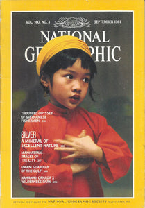 National Geographic: Sept. 1981