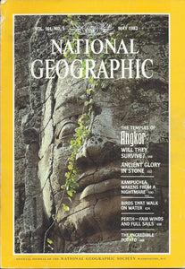National Geographic: May 1982