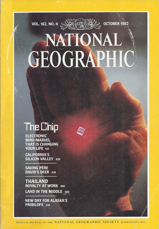 National Geographic: Oct. 1982